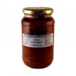 Pistou à la tomate 500 g Les arômes méditerranéens Epicerie fine, condiments, sauces et apéros