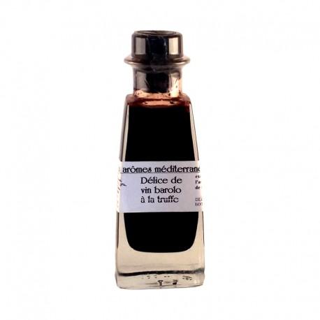 Délice de barolo à la truffe 100 ml Les arômes méditerranéens Epicerie fine condiments, sauces et apéros